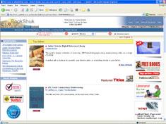"""Разработан: """"Интернет-магазин по продаже электронных книг """"eBookshuk"""""""""""