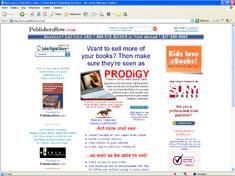 """Создан: """"Корпоративный портал: PublishersRow для издателей"""""""